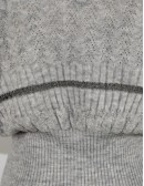 FREE PEOPLE womens short sleeves half button closure sweater (XS)