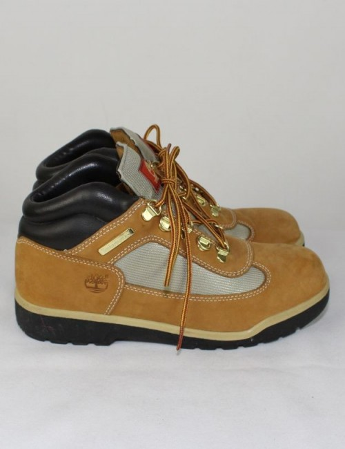 TIMBERLAND 15945 big boys wheat leather boots