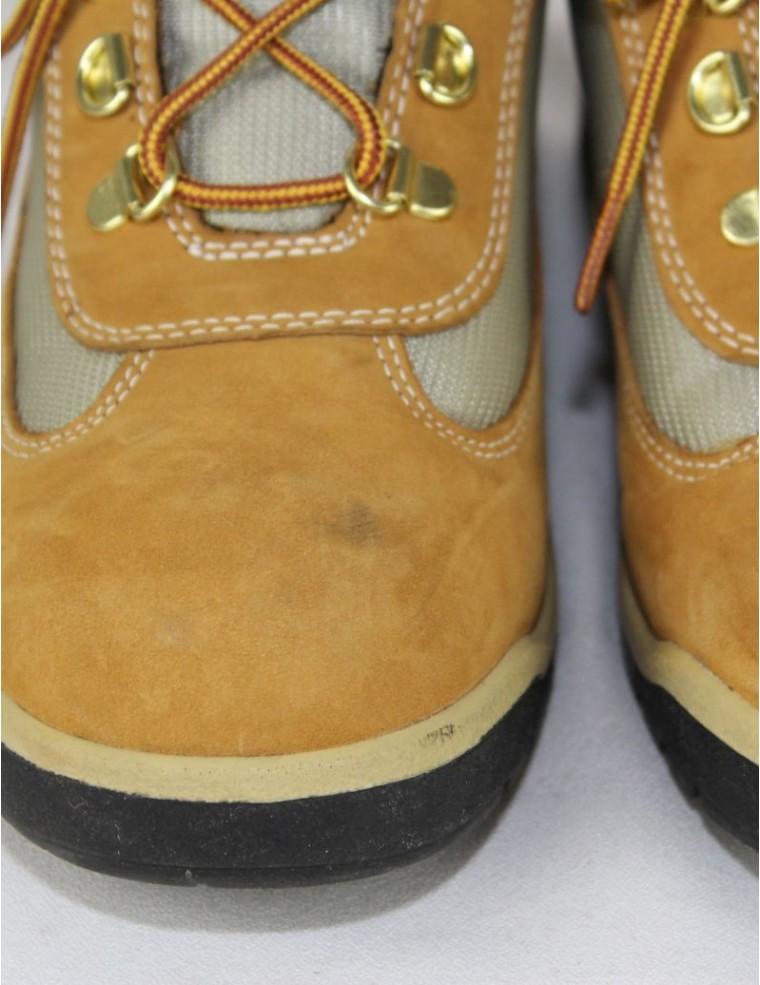 0d8ccdb6f9a6 ... TIMBERLAND 15945 big boys wheat leather boots ...
