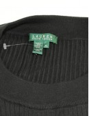 RALPH LAUREN womens shor sleeves sweater