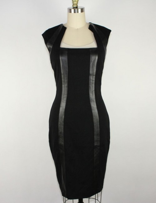 CACHE womens pencil dress