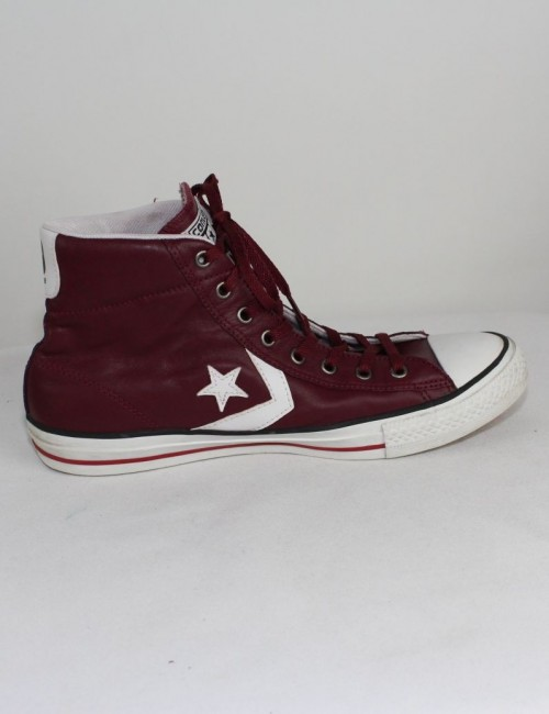 CONVERSE mens leather sneakers