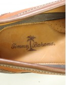 TOMMY BAHAMA mens leather casual shoes