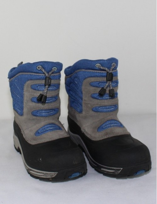 THE NORTH FACE AYX3 boys snow plough pull on 200 gram insulation boots