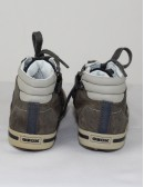GEOX Respira boys lace up shoes with zipper