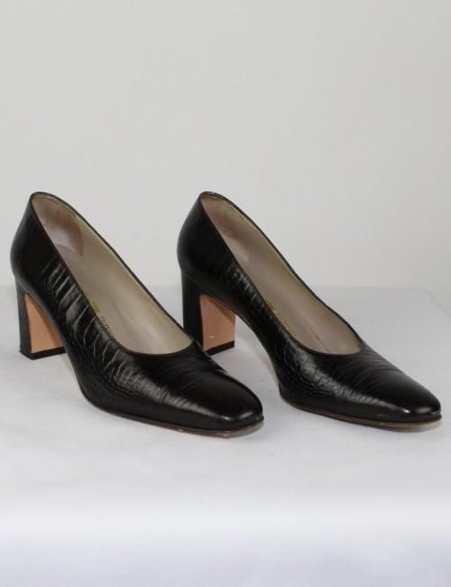 SALVATORE FERRAGAMO womens heels made in Italy