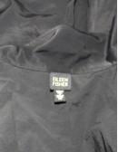 EILEEN FISHER womens button down fall jacket (XS)