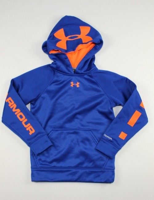 UNDER ARMOUR boys hoodie (YXS)