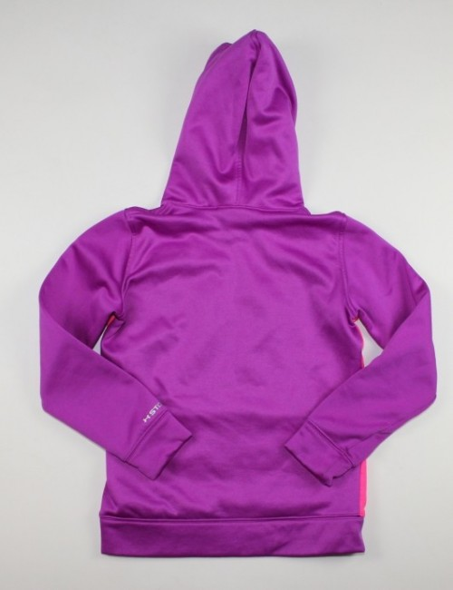 UNDER ARMOUR girls hoodie (YSM)