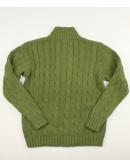 RALPH LAUREN boys full zip cardigan sweater