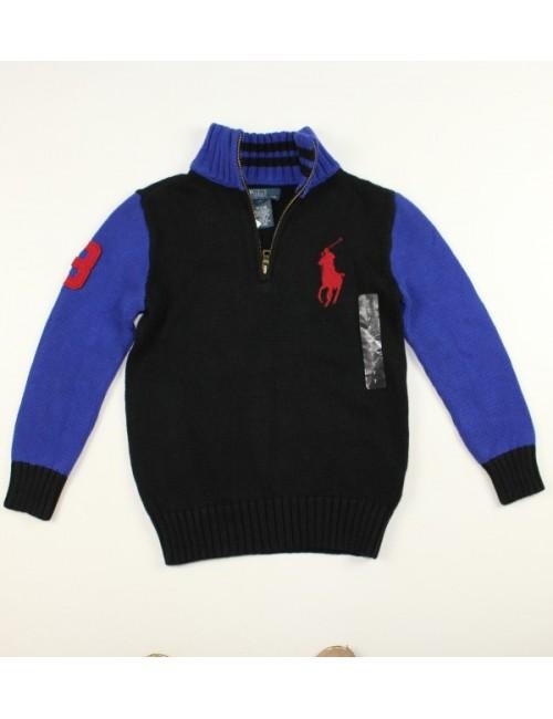 RALPH LAUREN boys polo sweater (7)