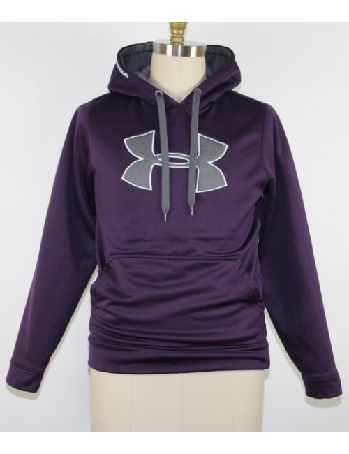 UNDER ARMOUR mens fleece hoodie (S)