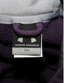 UNDER ARMOUR mens fleece hoodie (S)