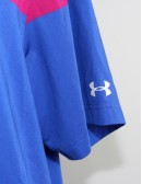 UNDER ARMOUR HeatGear performance golf polo shirt