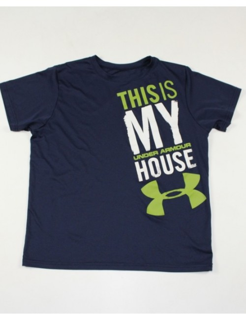 UNDER ARMOUR heatgear graphic t-shirt