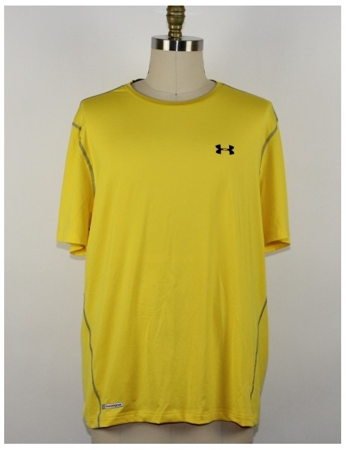 UNDER ARMOUR heatgear fitted short sleeve