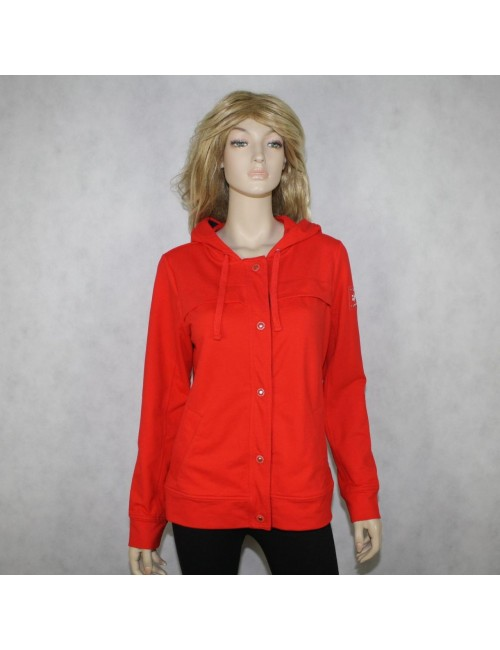 LAUREN ACTIVE RALPH LAUREN L-RL womens red hoodie (L)
