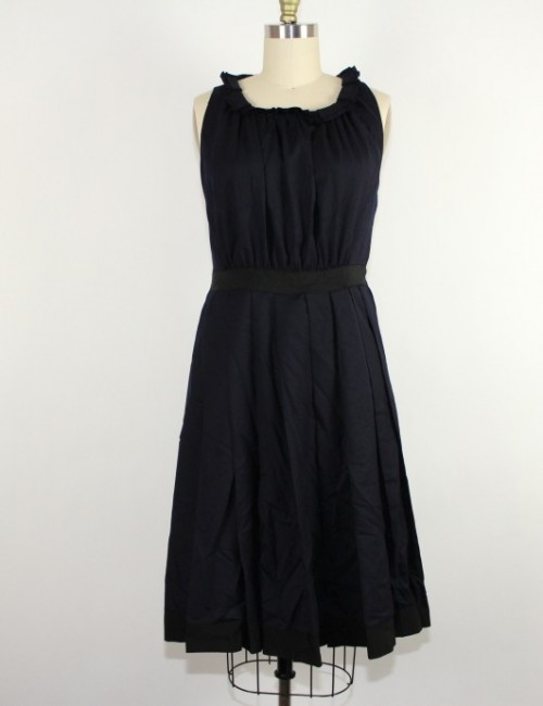 J.CREW MEGAN dress in silk chiffon (6)