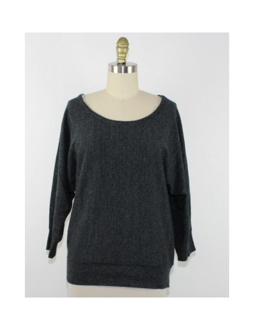 URBAN OUTFITTERS SPARKLE & FADE women shimmer sweater