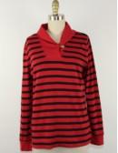 RALPH LAUREN JEANS COMPANY womens long sleeves top (L)