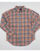 RALPH LAUREN boys button shirt (M/10-12)