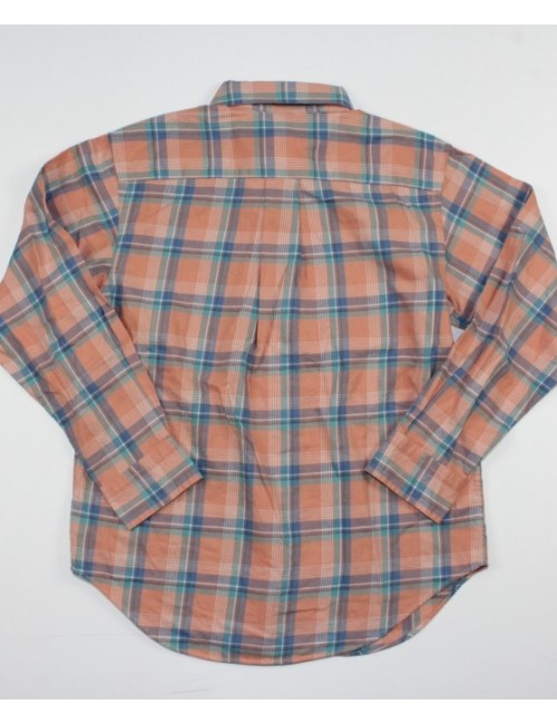 RALPH LAUREN boys button shirt (M/10-12)