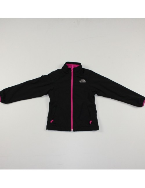 THE NORTH FACE MOSSBUD soft shell jacket big kids