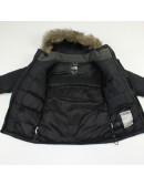 THE NORTH FACE boys insulated winter jacket (XXS)