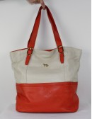 EMMA FOX womens leather large tote bag