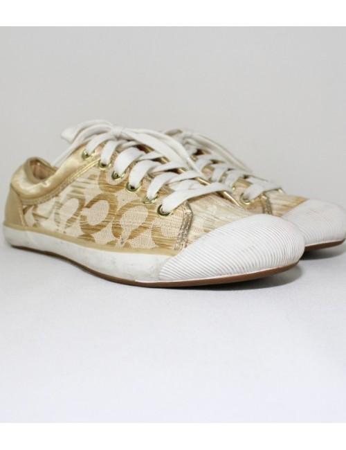 COACH zorra itka optic art womens sneakers