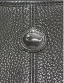 DONNEY & BOURKE short shoulder Zip Top leather