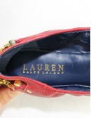 RALPR LAUREN women's leather flats ballerina (7)