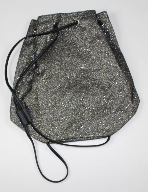VICTORIA'S SECRET VICTORIA'S SECRET womens glitter sparkle backpack