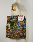 TRUE RELIGION TRUE RELIGION shopper bag Justice by Daniel Cascardo