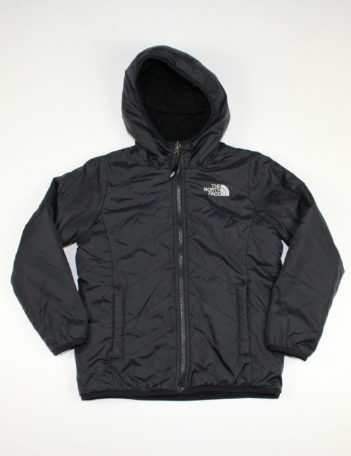 THE NORTH FACE girls' Reversible Perseus jacket AMGD (S)