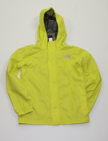 THE NORTH FACE (AQRC) ZIPLINE boys rainjacket (1012medium