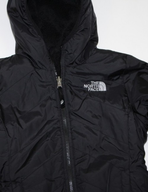 THE NORTH FACE (AMGD) PERSEUS reversible girls jacket (10-12/medium)
