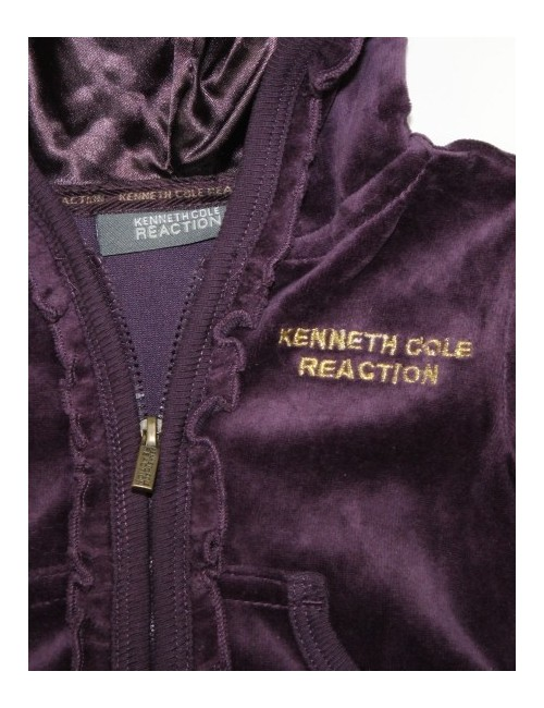 KENNETH COLE REACTION girls hoodie top (24M)