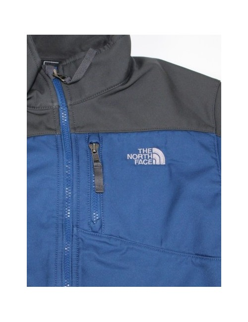 THE NORTH FACE (AQGD) APEX BIONIC boys softshell jacket (14-16/large)