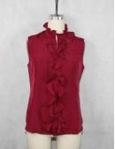 TALBOTS womens sleeveless blouse top (6)