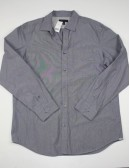 BANANA REPUBLIC mens classic fit button front shirt Size 17-17.5