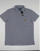 RALPH LAUREN mens striped polo shirt
