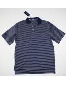 RALPH LAUREN GOLF mens classic striped polo shirt