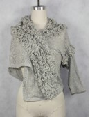 ANTROPOLOGIE Mystree unique one sleeve cardigan sweater size L
