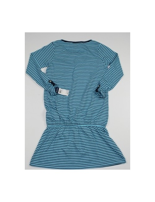 RALPH LAUREN girls striped dress (12/14)