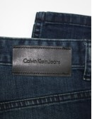 CALVIN KLEIN Jeans mens relaxed straight jeans W34 x L34