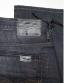 BUFFALO DAVID BITTON mens SIX-X slim straight jeans