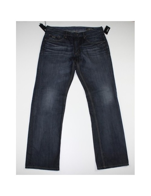 BUFFALO DAVID BITTON mens SIX-X slim straight jeans