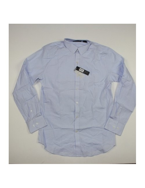 THEORY mens Marco M button front shirt