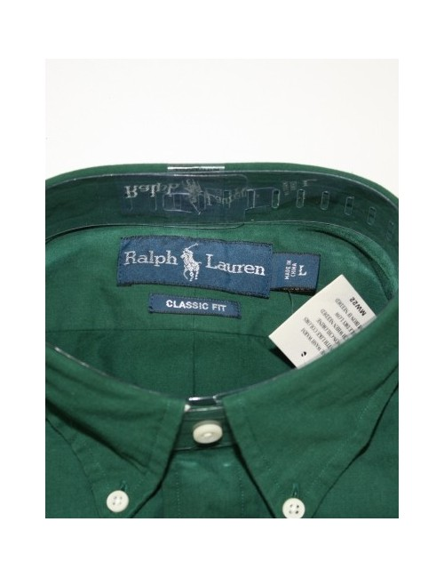 RALPH LAUREN mens classic fit button front shirt